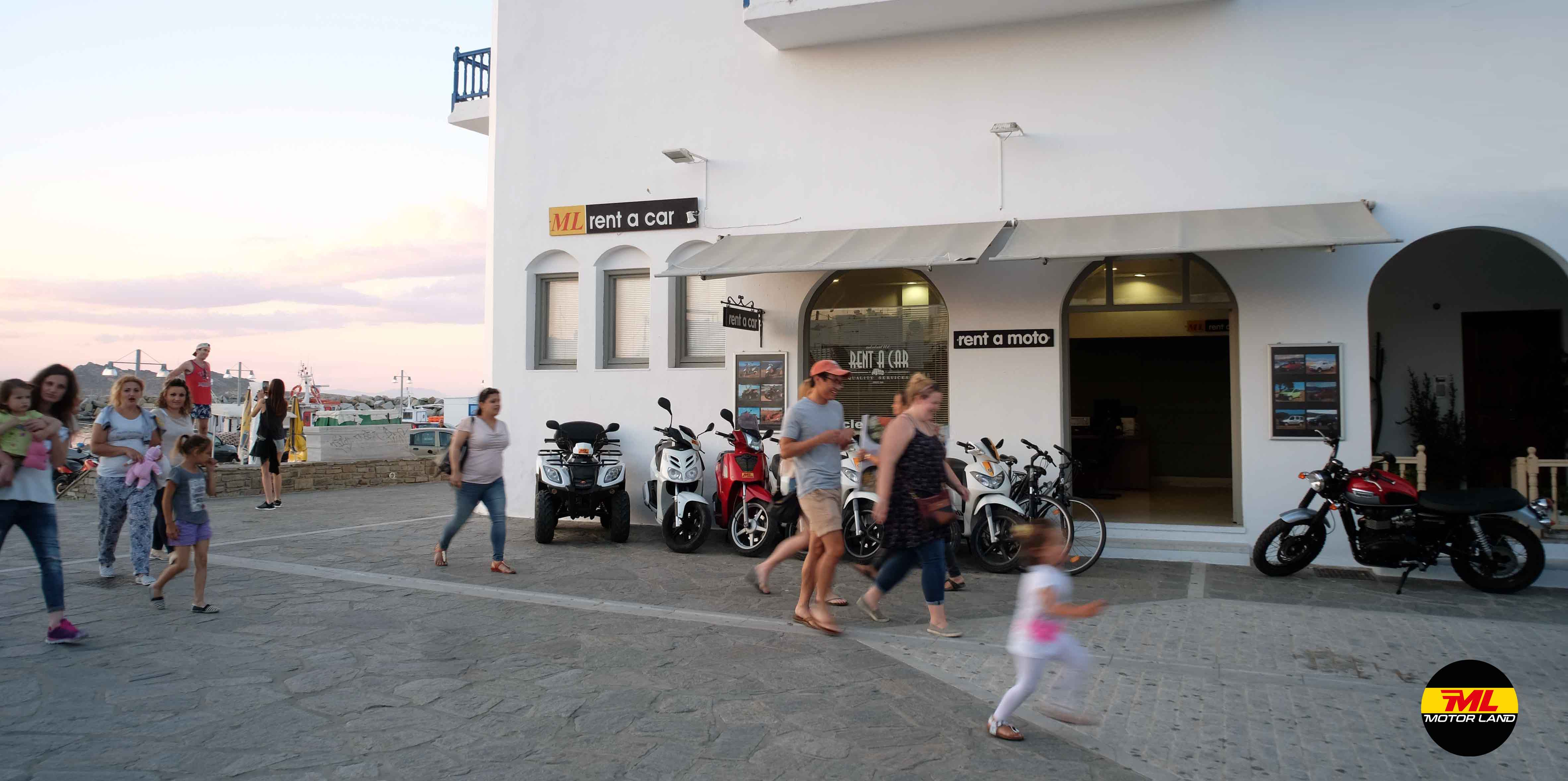 rent a car naoussa paros