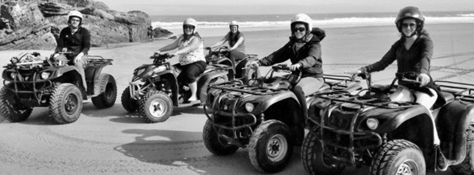 Paros quad atv rental buggy